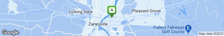 Map of Tumbleweed Tex Mex Grill & Margarita Bar