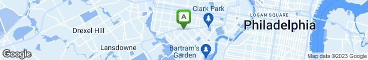 Map of Atlas Pizza