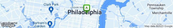 Map of Jimmy John's