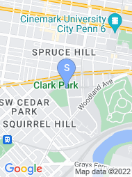 University of the Sciences map