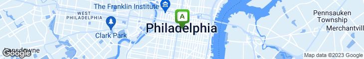 Map of Pandora's Lunchbox