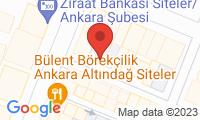 Harita: Bebekom Bebek & çocuk Mobilya Aksesuar Mağazası