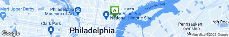 Map of Rita's Water Ice