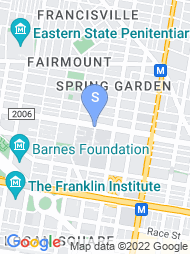 Community College of Philadelphia map