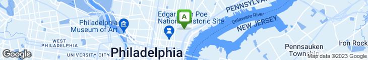 Map of Euphoria Smoothies/Cafe