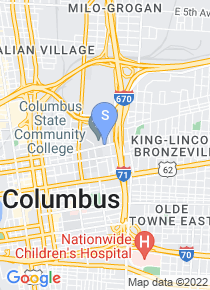Columbus State Community College map
