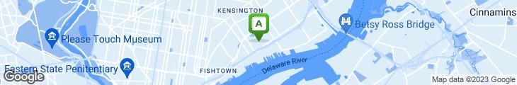 Map of Dooey's Road