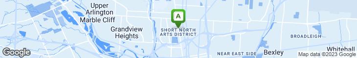 Map of Northstar Cafe