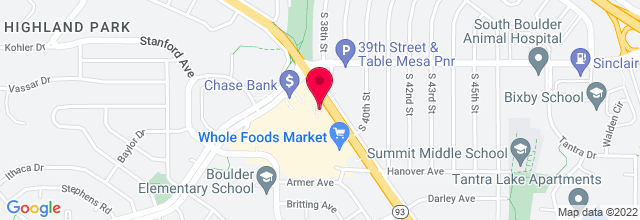 Map for Southern Sun Pub