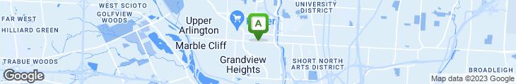 Map of Brazenhead