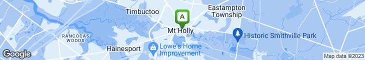 Map of La Piazza Di Scotto