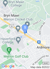 Haverford College map