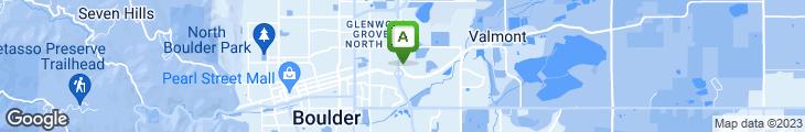 Map of Parkway Restaurant