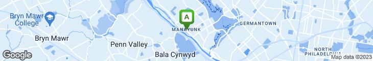 Map of Mugshots