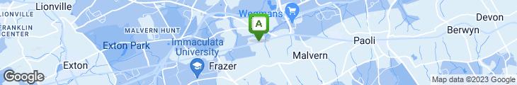 Map of Margaret Kuo's Mandarin