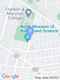 Franklin and Marshall College map