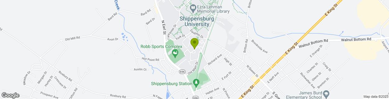 Shippensburg University - Lehman Li