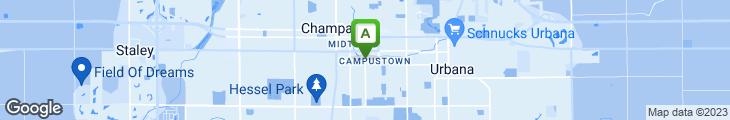 Map of Los Amigos