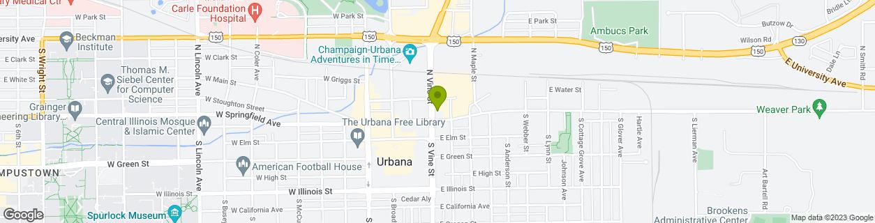 Urbana-Main & Vine