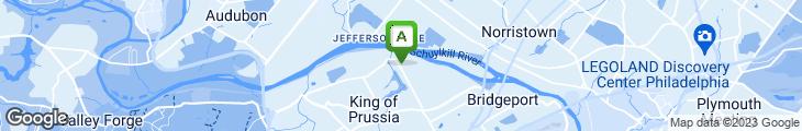 Map of China King
