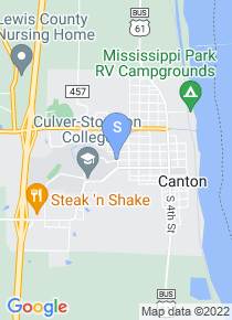 Culver Stockton College map