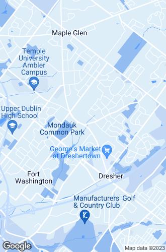 Map of Dresher