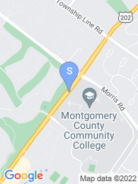 Montgomery County Community College map
