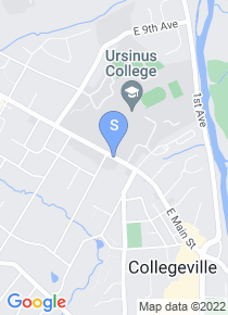 Ursinus College map