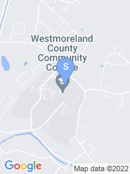 Westmoreland County Community College map
