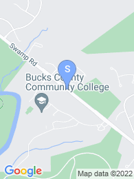 Bucks County Community College map