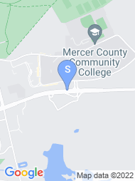 Mercer County Community College map