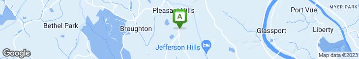 Map of Altmans Tavern