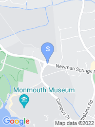 Brookdale Community College map