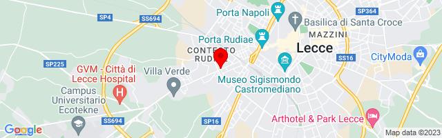 Google Map di 40.34752,18.15433