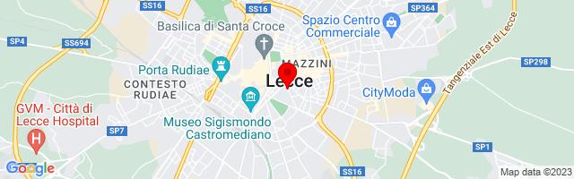 Google Map di 40.350173,18.177244
