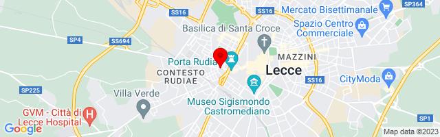 Google Map di 40.351813,18.161824