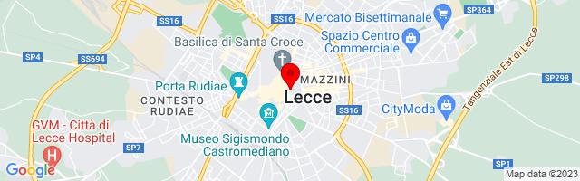 Google Map di 40.3524329,18.1743583