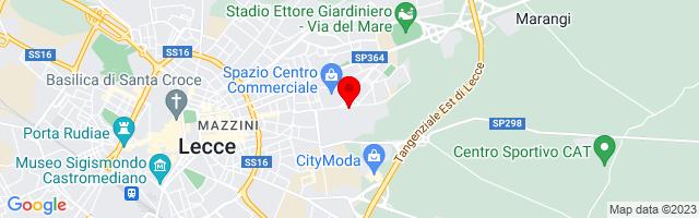 Google Map di 40.3559935,18.2000288