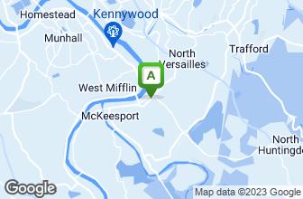 Map of Dot's Family Restaurant