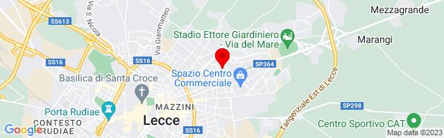Google Map di 40.361181,18.192707