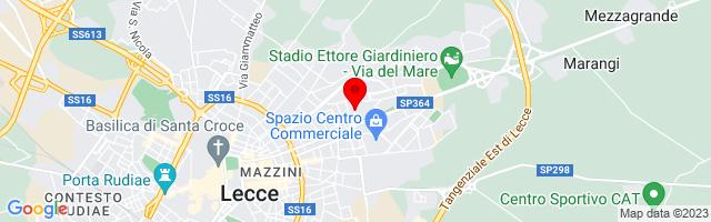 Google Map di 40.361185,18.194015