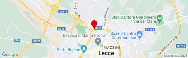 Google Map di 40.36238,18.17058