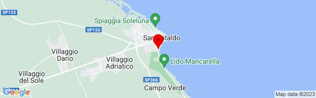 Google Map di 40.3870247,18.3042592