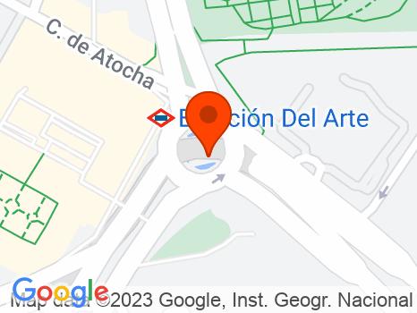 224790 - Muy cerca de la estación de Atocha.