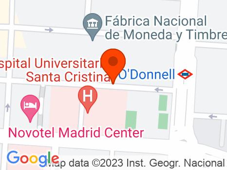 233445 - Piso en Alquiler en la Calle Menorca, Barrio el Retiro