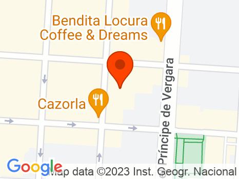 86154 - Padilla/Lista/Barrio Salamanca