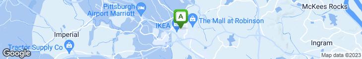 Map of Ya Fei