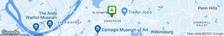 Map of Jimmy Tsang's