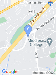 Middlesex CC map