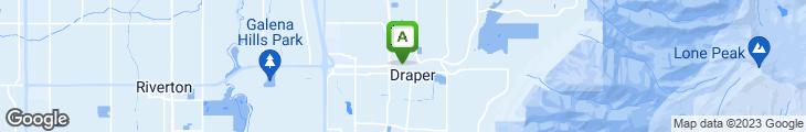 Map of Papa Murphy's